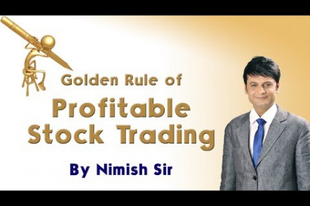 GOLDEN RULE OF PROFITABLE STOCK TRADING Infographic