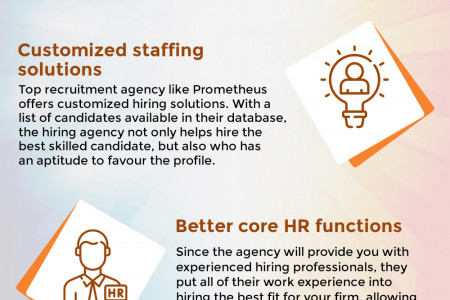 Good reasons for companies to outsource recruitment services in India Infographic