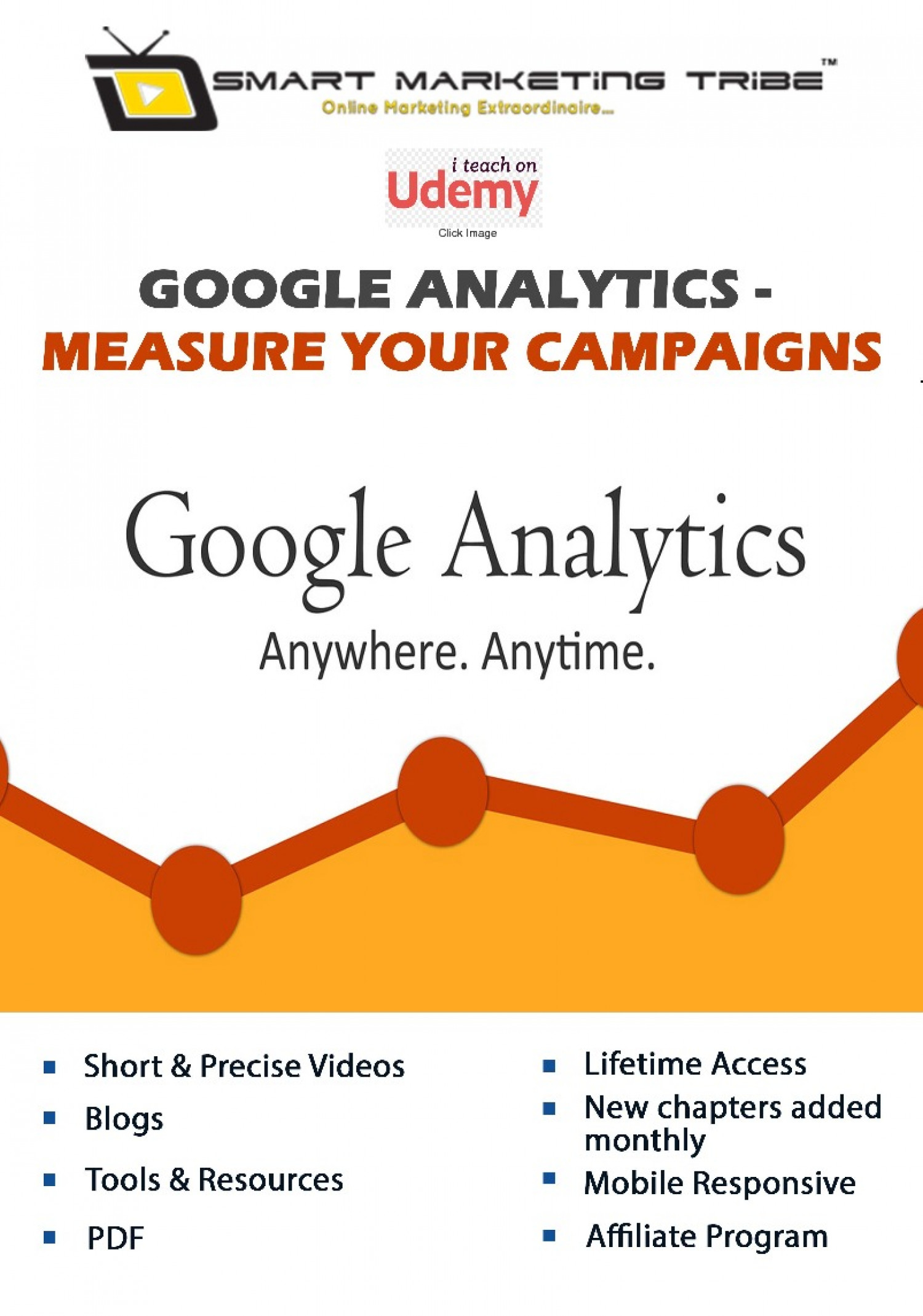 Google Analytics Infographic