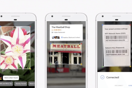 Google Lens App – AI Driven Visual Search Infographic
