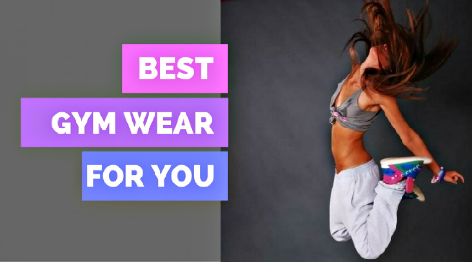 Grab Best Deals On Wholesale Custom Gym GearSale At Gym Clothes Infographic