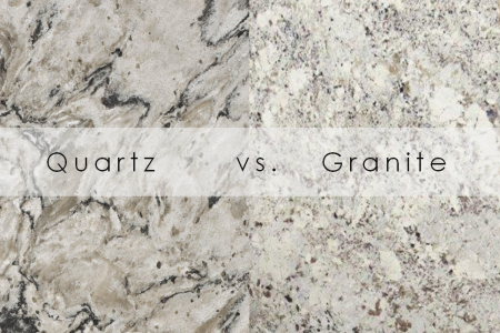 Granite or Quartz – which is the best option for you? Infographic