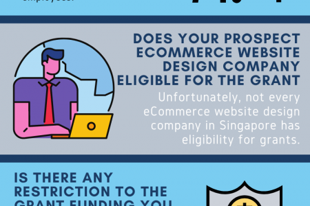 Grants for Website Development: Things You Should Know Before Applying for One Infographic