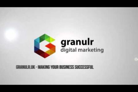 Granulr Digital Marketing Intro Infographic