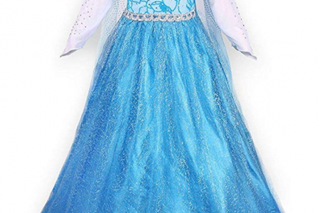 Gream Baby Princess Costumes Dress for Your Little Girls Party Dress up- Price: $12.53 - $19.95 Infographic