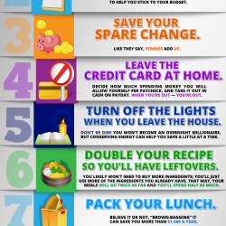 Great Money Saving Tips For 2013 An Infographic On