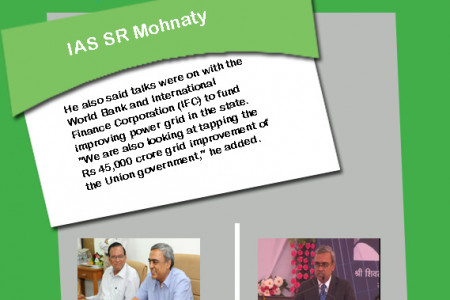 Green energy: MP to outdo other states -S R Mohanty IAS Infographic