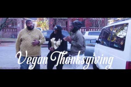 Grey - Vegan Thanksgiving Official Music Video heARTofCOOL.com Infographic