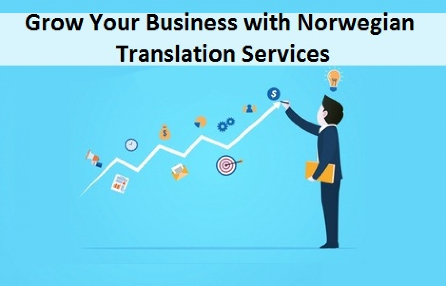 Grow Your Business with Norwegian Translation Services Infographic