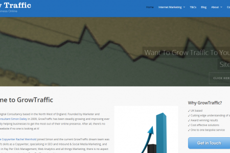 GrowTraffic Infographic