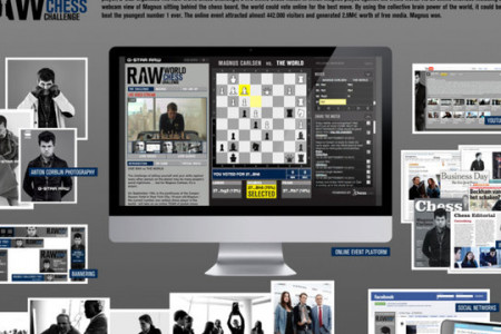GSTAR RAW Chess Challenge case Infographic