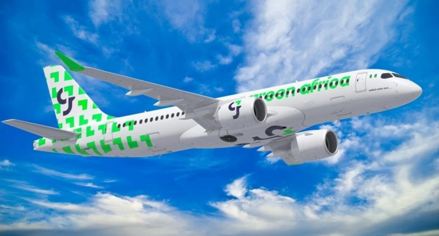 GTKL Europe leases 3 A220-300s to Nigeria's Green Africa Airways Infographic