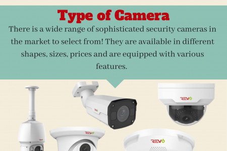 Guide to Buy Surveillance System Infographic