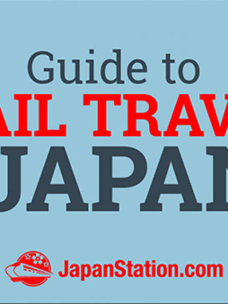 Guide to Rail Travel in Japan Infographic