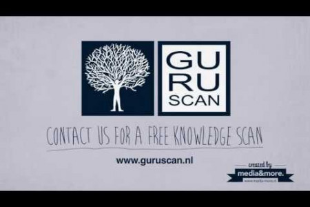 GuruScan  - Know the expert Infographic