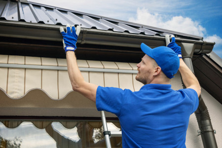 Gutters Necessary for Your Homes Infographic