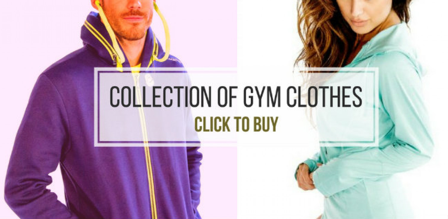 Gym Clothes - Purchase Best Gym Clothing For Your Workout From Top-most Store  Infographic