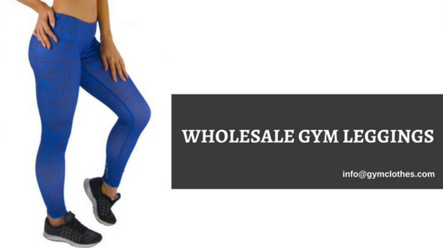 Gym Clothes Is The Celebrated Wholesale Gym Leggings Online Clothing Store  Infographic