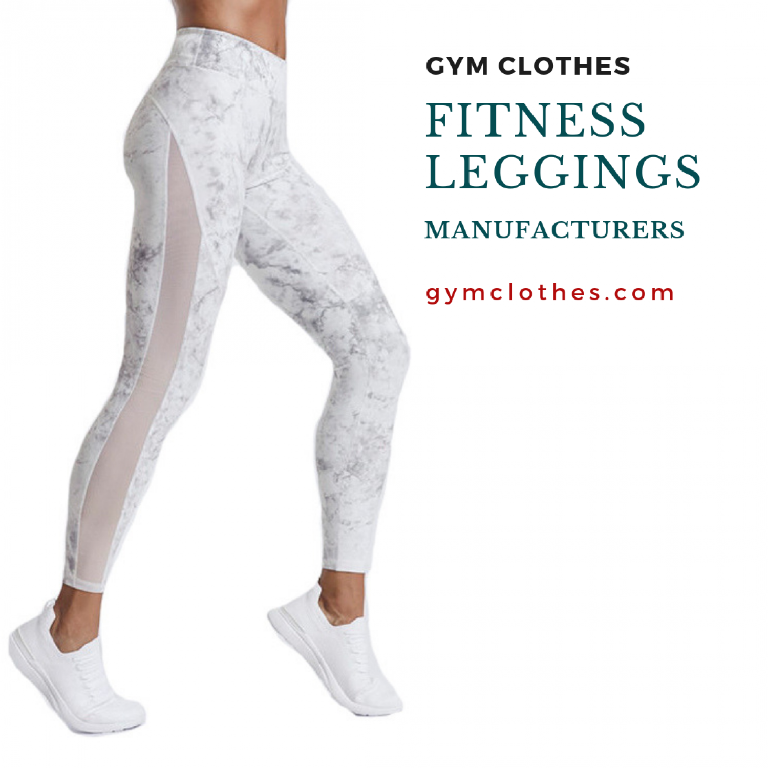Gym Clothes Is Your Destination For Ordering Trendy Yoga Leggings Infographic