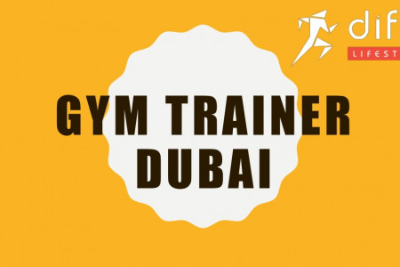 Gym Trainers in Dubai Infographic