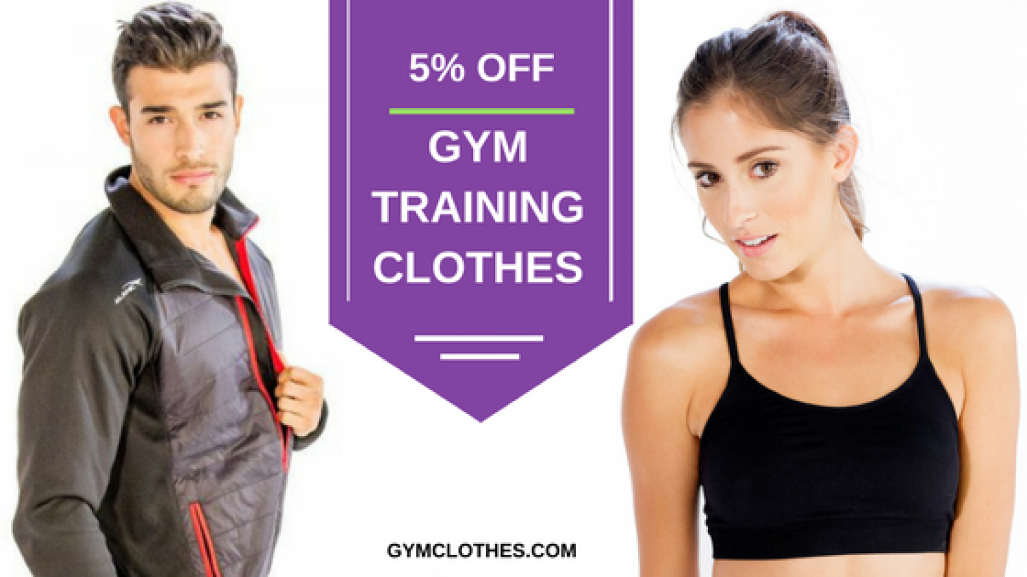 Gym Training Clothes - Get Best Gym Workout Clothes From Gym Clothes Store Infographic