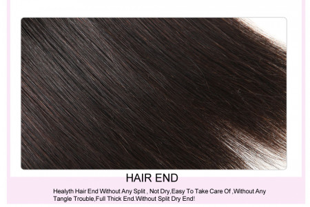 Hair Extensions like Cheap Brazilian Straight Hair are in Demand Infographic