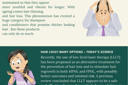 Hair Loss Treatment | hair Transplant  Infographic