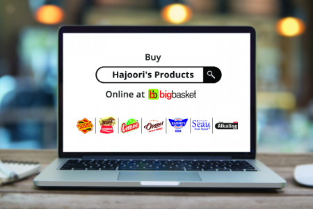 Hajoori: Buy Hajoori's Products Online at Big Basket! Infographic