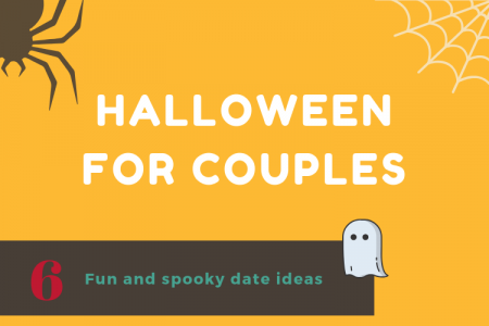 Halloween for couples: Spooky and romantic date ideas Infographic