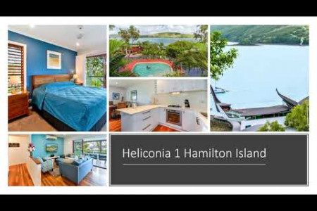HAMILTON ISLAND ACCOMMODATION Infographic