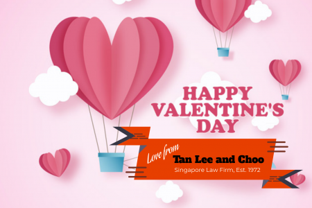 Happy Valentine Day! Singapore Infographic