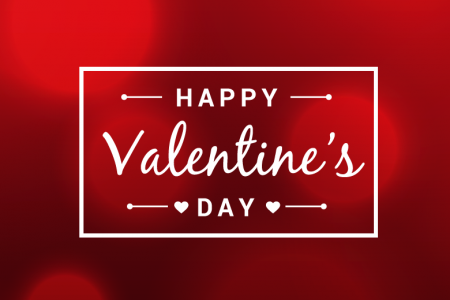 Happy Valentine's Day 2016 Greeting Cards, Quotes, and SMS Infographic