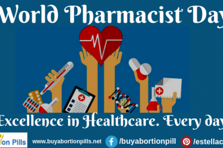 Happy World Pharmacist Day Infographic