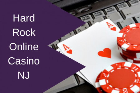 Hard Rock Online Casino NJ Infographic