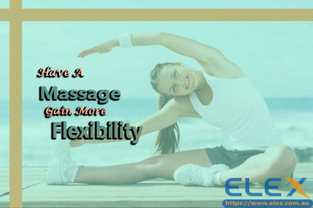 Have A massage from Elex 3D massage chair - Gain More Flexibility Infographic
