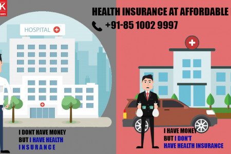 Health Insurance Benefits At Affordable Rates Infographic