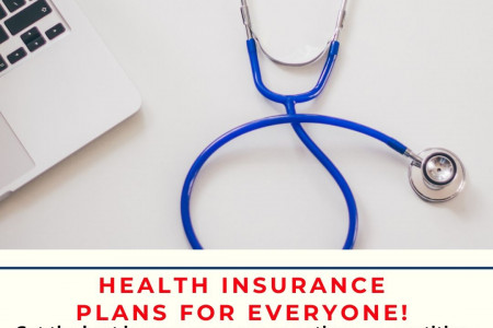 Health Insurance Company Infographic