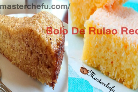 healthy Indian Bolo De Rulao Recipe Infographic
