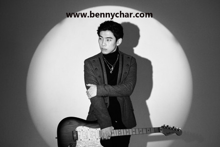 Hello I'm Benny Char- songwriter, guitarist, and producer Infographic