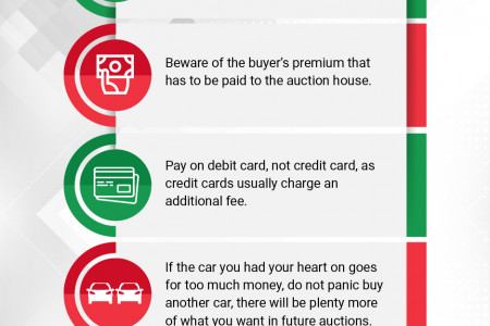 Helpful Check List Of Things To Look For When Buying A Car From Japanese Auction  Infographic