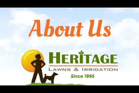 Heritage Lawns- About Us (Video) Infographic