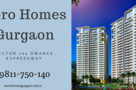 Hero Homes Luxury Project in Gurgaon Infographic