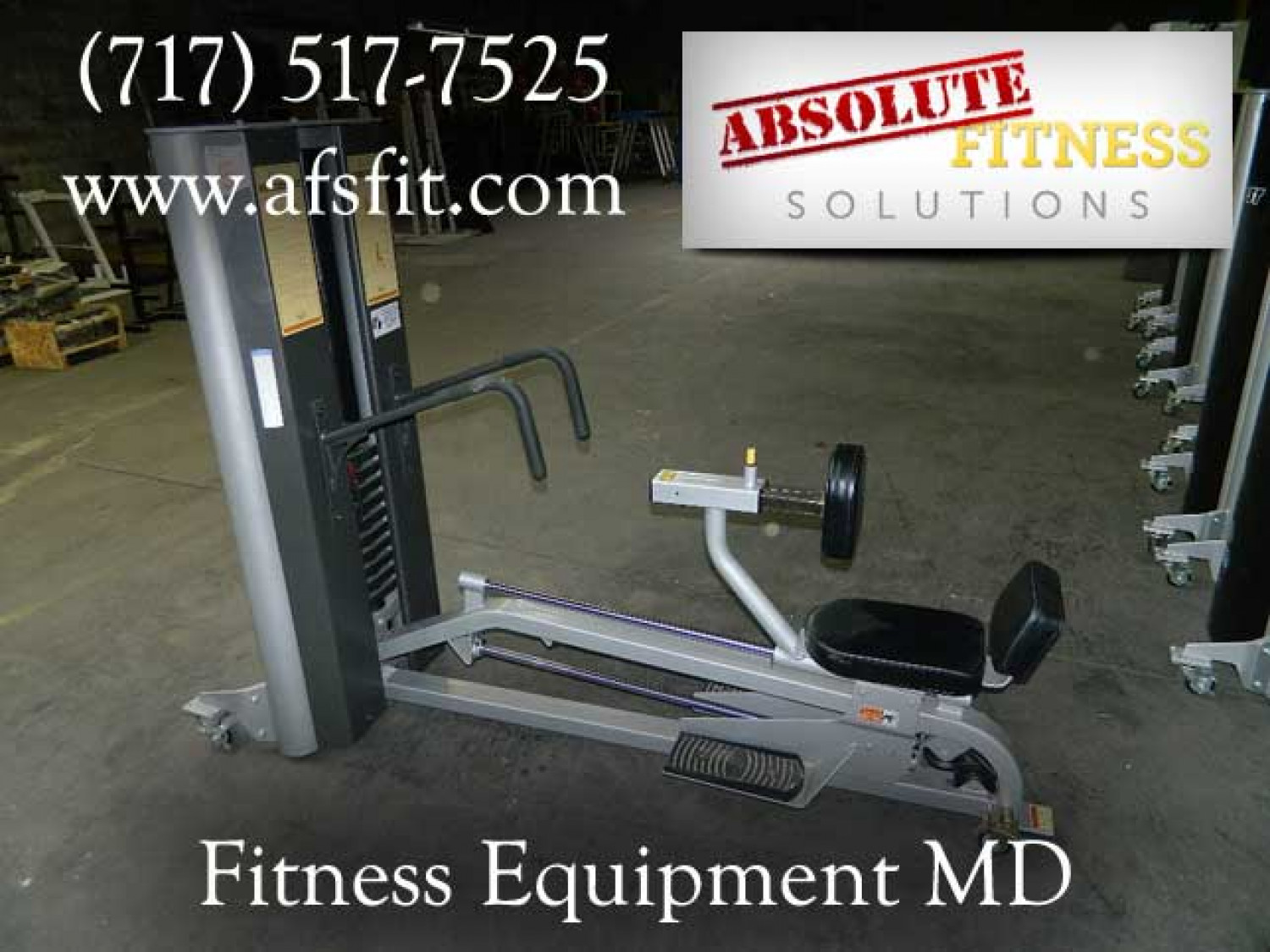 High Quality Equipment to Strengthen Your Fitness Infographic