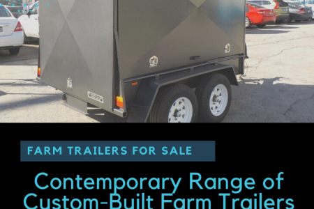 High Quality Farm Trailers For Sale In Sydney Infographic