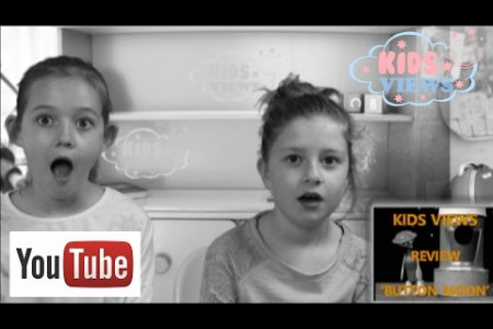 Hilarious!! KIDS VIEWS REVIEW BUTTON MOON Infographic