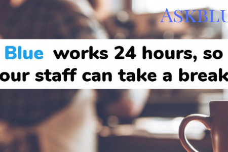 Hire AskBlue Hotel Helps You Maintain Value and Revenue Infographic