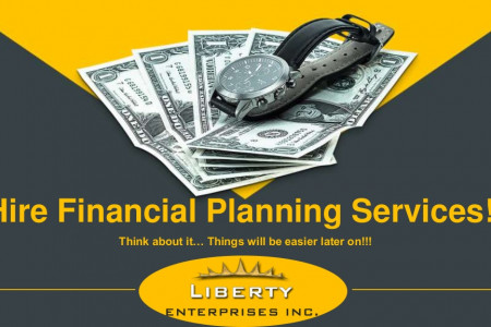 Hire Financial Planning Services!! Infographic