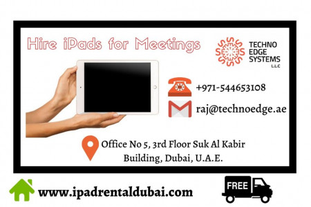 Hire iPad Pro | iPad Rental Dubai | Apple Mac Repair Dubai Infographic