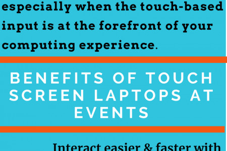 Hire Touch Screen Laptops Rental in Dubai Infographic