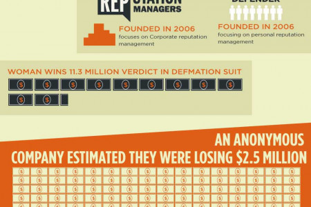 History Of Reputation Management Organizations [Infographics] Infographic